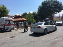 İSMAİL HAKKI - Milas'ta Trafik Kazası Açıklaması 3 Yaralı