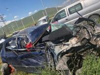 MİLLİ GÜREŞÇİ - Milli Güreşçi Geçirdiği Kazada Hayatını Kaybetti