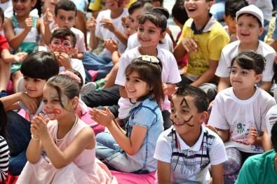 Mülteci Çocuklar Unutamayacakları Bir Gün Geçirdi