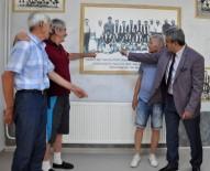 NAZİLLİ BELEDİYESPOR - Nazillispor'un Efsanesine Unutulmayacak Ziyaret