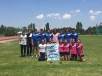 KAZıM KURT - Odunpazarı Belediyesi Atletizm Takımı Bölge Birincisi Oldu
