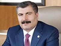 CERRAHPAŞA TıP FAKÜLTESI - Fahrettin Koca, Sağlık Bakanı oldu