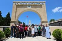 MAZLUM - Saruhanlı Belediyesi Nuriyeli Kadınları Çanakkale'ye Götürdü