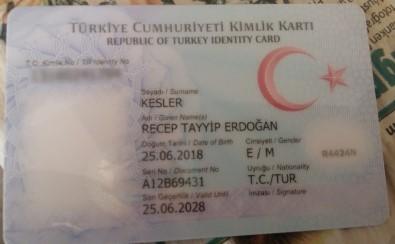 Seçim Günü Doğan Oğlunun Adını Recep Tayyip Erdoğan Koydu