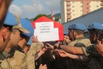 GİRESUN VALİSİ - Şehit Uzman Çavuş Memleketi Konya'ya Uğurlandı