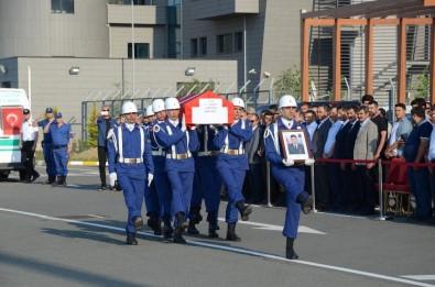 Şehit Uzman Çavuş Törenle Memleketine Uğurlandı