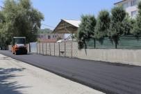 Serdivan'da Yollar Yenileniyor
