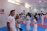 MEHMETÇIK - Siirtli Tekvandocular Türkiye Şampiyonası'na Hazırlanıyor