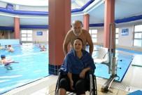 OMURİLİK FELCİ - Su Sporları Merkezi Engelleri Aşıyor