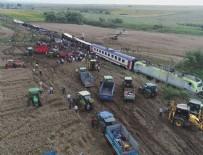 Tekirdağ'daki tren kazasında son dakika gelişmesi