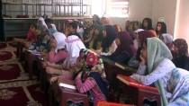 Teröristlerin Tahrip Ettiği Camilerde Çocuklar Yeniden Kur'an Öğreniyor