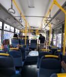 Toplu Taşıma Araçlarında Klima Ve Temizlik Çalışmaları Sürüyor