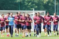 GOLF - Trabzonspor Eksik Çalıştı