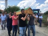 MUSTAFA KARSLıOĞLU - Tren Kazasında Hayatını Kaybeden 5 Yaşındaki Ömer Alperen Can Son Yolculuğuna Uğurlandı
