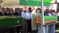 MUSTAFA KARSLıOĞLU - Tren Kazasında Vefat Eden İki Komşu Toprağa Verildi