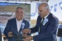 SELÇUK ÜNIVERSITESI - TÜRÇEV'den Kuşadası Belediyesi'ne 'Çevre Eğitim' Ödülü
