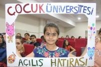 ÇOCUK ÜNİVERSİTESİ - Van'da 'Çocuk Üniversitesi' Açılışı