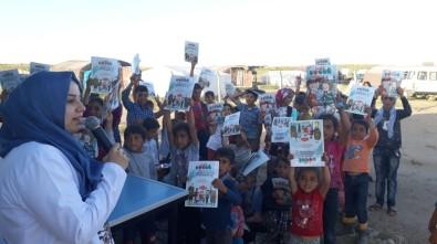 Yerköy'de Göçmen Kuşlar Projesi İle Tarım İşçilerinin Çocuklarına Sağlık Eğitimi Verildi