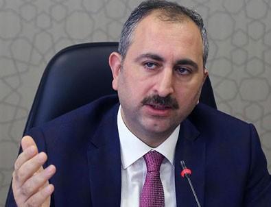 Adalet Bakanı Abdulhamit Gül'den ilk tepki