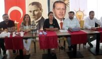 BELEDİYE ENCÜMENİ - AK Parti İl Başkanı, CHP'li Belediyenin Yerine Getirmediği Vaatleri Hatırlattı