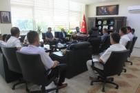 GENÇ ÖĞRETMEN - AK Parti Van Milletvekili Arvas'tan Milli Eğitim Müdürü Tevke'ye Ziyaret
