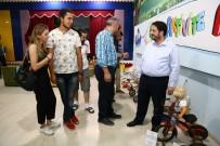 AHŞAP OYUNCAK - Aksaray Belediyesi Çocuk Aktivite Merkezi Açılıyor