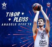 ANADOLU EFES - Anadolu Efes, Tibor Pleiss ile anlaştı