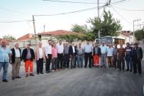 Başkan Kafaoğlu Havran'da Temaslarda Bulundu
