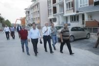 CEM SULTAN - Başkan Kamil Saraçoğlu Açıklaması 'Problemlerin Çözümünü De Halkımızla Birlikte Üretiyoruz'