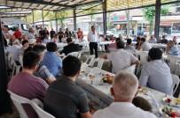 PAZAR ESNAFI - Başkan Uysal, Pazarcı Esnafını Dinledi