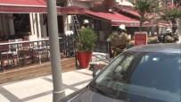 SÜLEYMAN SEBA - Beşiktaş'ta Lüks Restoranda Korkutan Yangın