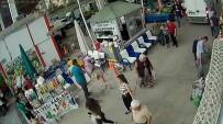 LİNÇ GİRİŞİMİ - Burdur'da Taciz Şüphelisine Linç Girişimi