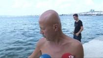 İSTANBULKART - Büyükçekmece Sahilinden Denize Açılan Vatandaş Kayboldu