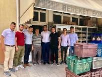 DEVLET BAHÇELİ - Çan Ülkü Ocaklarından  Askıda Ekmek Projesine Destek