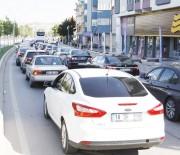 Çankırı'da Araç Sayısı 52 Bin Oldu