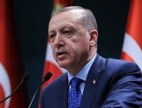 Cumhurbaşkanı Erdoğan'dan ABD gerilimine ilk tepki