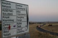 Diyarbakır'da Arazi Kavgası Açıklaması 2 Ölü, 1'İ Ağır 3 Yaralı