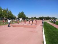 SEYRANTEPE - Diyarbakır'da Atletizm Heyecanı Sona Erdi