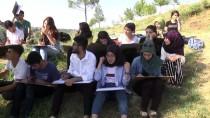 Diyarbakır'ın Tarihi Yapılarını Tuvale Yansıtıyorlar