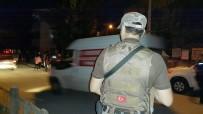 Emniyet Teyakkuzda, Özel Harekat Polisiyle Yolları Beklediler
