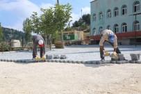 ULU CAMİİ - Erdemli Belediyesi'nin İbadethane Hizmetleri Sürüyor