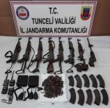 Etkisiz Hale Getirilen 10 Teröristten Çok Sayıda Silah Ve Mühimmat Ele Geçirildi