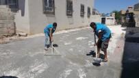MEHMET EKİNCİ - Eyyübiye'de Yol Yapım Çalışmaları Sürüyor