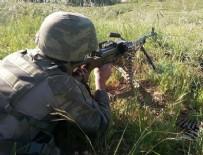 AMED - Gri listedeki terörist öldürüldü