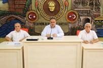 PLAN VE BÜTÇE KOMİSYONU - Gümüşhane İl Genel Meclisi'nin Ağustos Ayı Toplantıları Başladı