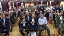HÜSEYİN TANRIVERDİ - Hak-İş Konfederasyonu Genel Başkanı Mahmut Arslan Açıklaması