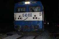 Hemzemin Geçidi Yakınında Alkol Alan Şahsa Tren Çarptı