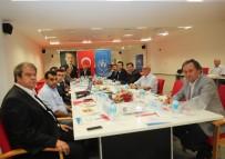 BEKİR ŞAHİN TÜTÜNCÜ - İl Spor Güvenlik Kurulu Toplantısı Yapıldı