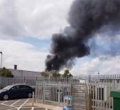 BIRMINGHAM - İngiltere'nin Birmingham Şehrinde Yangın