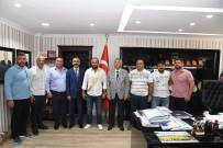 KEMAL YıLMAZ - Isparta Belediyesi 4.Geleneksel Yağlı Pehlivan Güreşlerine Doğru